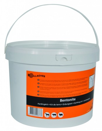 Gallagher Bentonite Super jordingsett, 6kg