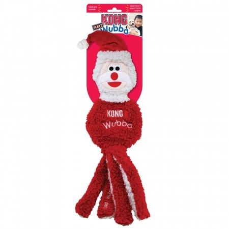Kong Holiday Wubba Santa
