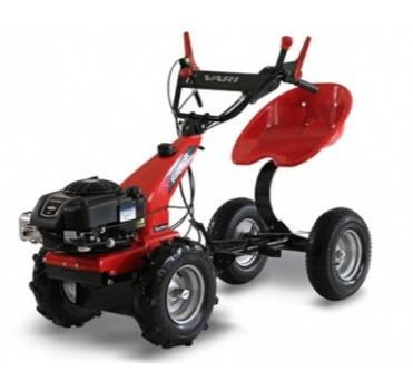 Tohjuls traktor