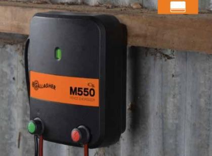 230V apparater, M serie