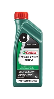 Castrol Brake Fluid DOT 4 - 1lt.