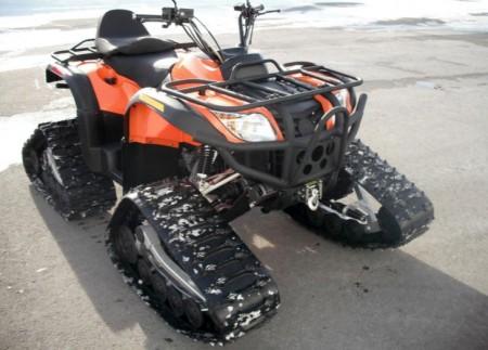 ATV KXA