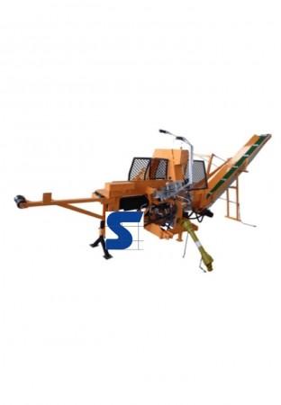 Vedmaskiner og utstyr