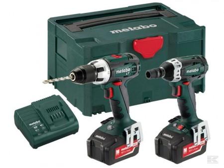 METABO Batteri verktøy