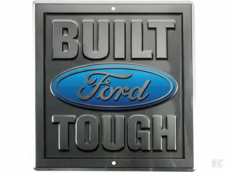 Ford built tough