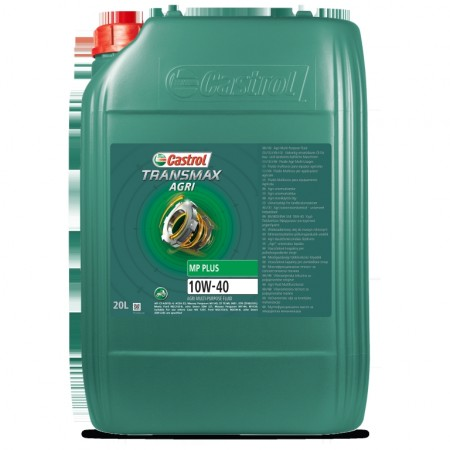 CASTROL TRANSMAX AGRI MP PLUS 10W-40, 208lt
