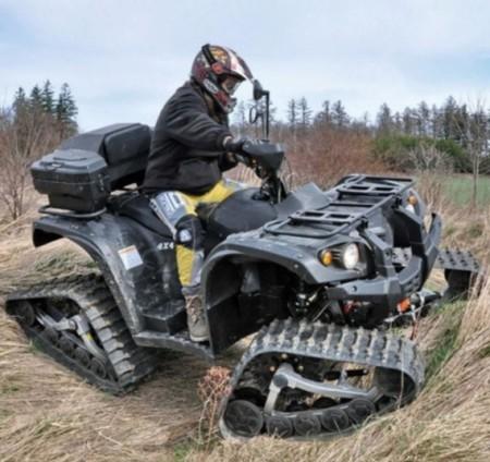 ATV utstyr